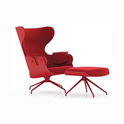 Showtime 躺椅&脚踏 亚米·海因  Jaime Hayon 亚米·海因