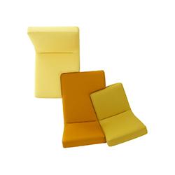 融合沙发 confluences sofa