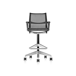 塞图高脚椅 7.5工作室  herman miller家具品牌