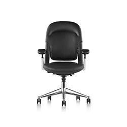方程2职员椅 比尔·施通普夫  herman miller家具品牌