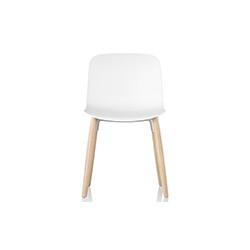 特洛伊餐椅 马塞尔·万德斯  magis家具品牌