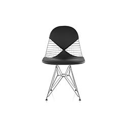 伊姆斯金属线椅(舒适版) 伊姆斯夫妇  herman miller家具品牌