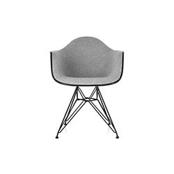 伊姆斯®软垫扶手椅 伊姆斯夫妇  herman miller家具品牌