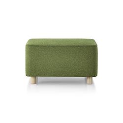 重叠矮凳 萨姆·赫奇  herman miller家具品牌