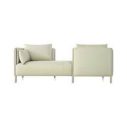 彩形沙发系列 斯特凡·斯科顿&卡罗尔·贝金斯  herman miller家具品牌