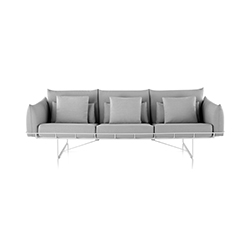 线框沙发系列 萨姆·赫奇  herman miller家具品牌