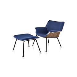 俯冲躺椅 布莱恩·凯恩  herman miller家具品牌