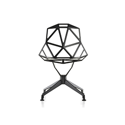 几何餐椅 康士坦丁·葛切奇  magis家具品牌