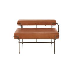 交通休闲沙发 康士坦丁·葛切奇  magis家具品牌