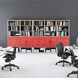 Meridian 杂物柜   文件柜