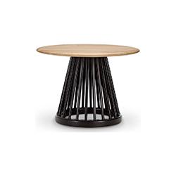 风扇咖啡桌 汤姆狄克  咖啡桌