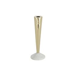 石头黄铜烛台 汤姆狄克  饰品