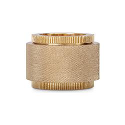 齿轮黄铜大笔筒   办公辅件