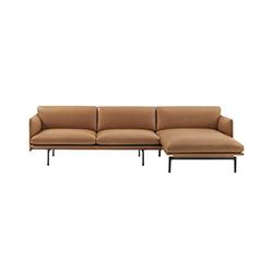 轮廓沙发系列 Outline Corner Sofa