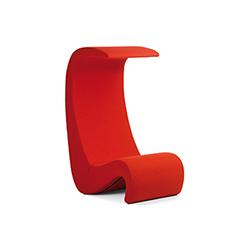 Amoebe 高背休闲椅 维纳尔·潘顿  vitra家具品牌