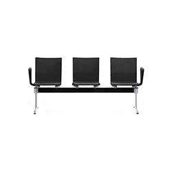 .04 机场椅 马尔登·范·塞夫恩  vitra家具品牌