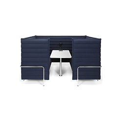 Alcove 凹形洽谈屋 波鲁列克兄弟  vitra家具品牌