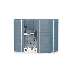 Workbays Focus 1 波鲁列克兄弟  vitra家具品牌