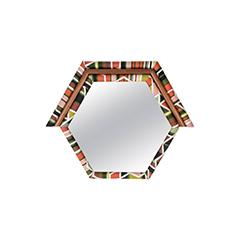 庞蒂亚克六边形镜   镜子