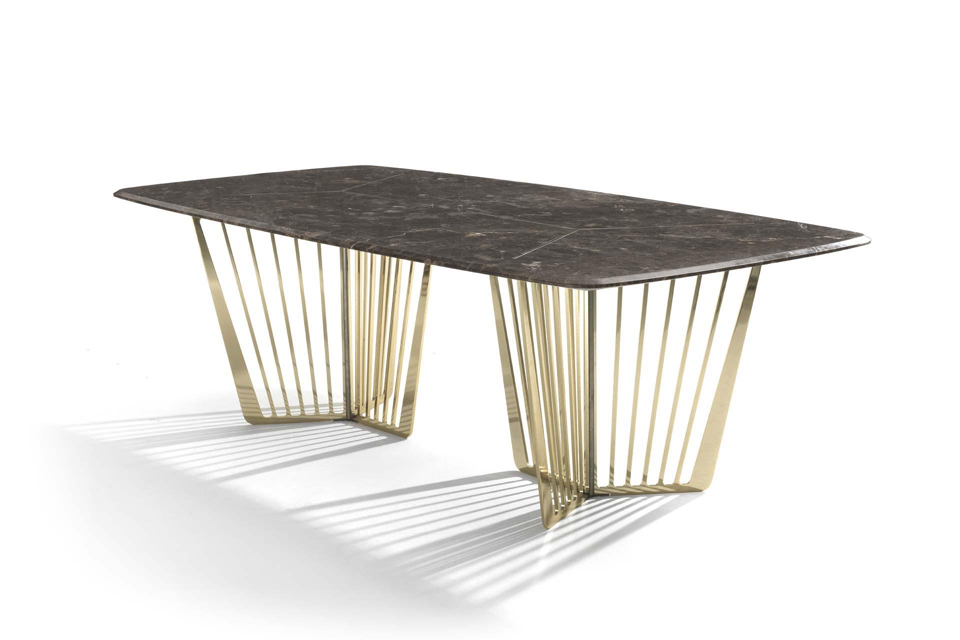 [创意家具 - 桌几|餐桌|创意家具|现代家居|时尚家具|设计师家具|ALFIERI 餐桌]