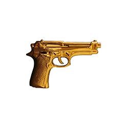 我的枪 Alessandro-Zambelli  饰品