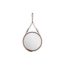 阿德内圆形挂镜   镜子