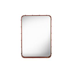 阿德内矩形挂镜   镜子