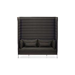 Alcove Xtra 特高背沙发 波鲁列克兄弟  vitra家具品牌