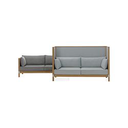 柱面沙发 波鲁列克兄弟  vitra家具品牌