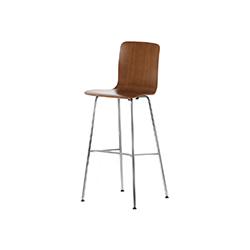 哈尔吧椅 贾斯珀·莫里森  vitra家具品牌