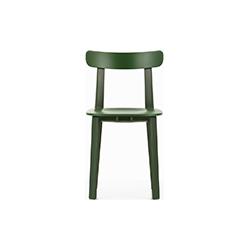 全塑椅 贾斯珀·莫里森  vitra家具品牌