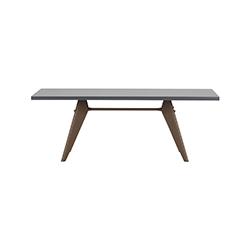 EM 餐桌 吉恩·普鲁维  vitra家具品牌