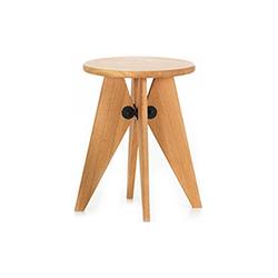 苏威小凳子/边几 吉恩·普鲁维  vitra家具品牌