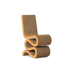 Wiggle Side 休闲椅 弗兰克·盖里  vitra家具品牌