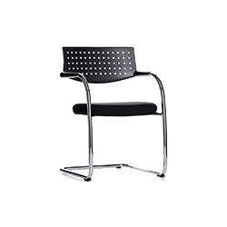 Visavis 2 会议椅 安东尼奥•奇特里奥  vitra家具品牌