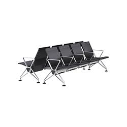 Airline机场椅 诺曼·福斯特  vitra家具品牌