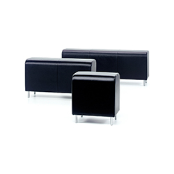 Bench One-seater 贾斯珀·莫里森  vitra家具品牌
