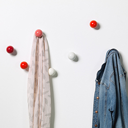 衣服挂钩 海拉·荣格里斯  vitra家具品牌