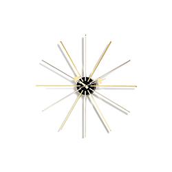 挂钟-星钟 乔治·尼尔森  vitra家具品牌
