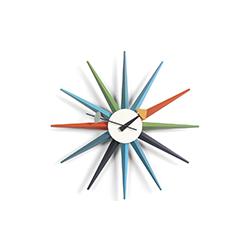 挂钟 - 森伯斯特时钟 乔治·尼尔森  vitra家具品牌