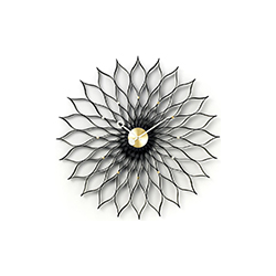 挂钟 - 向日葵时钟 乔治·尼尔森  vitra家具品牌
