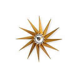 挂钟 - 涡轮时钟 乔治·尼尔森  vitra家具品牌