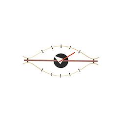 挂钟 - 眼钟 乔治·尼尔森  vitra家具品牌