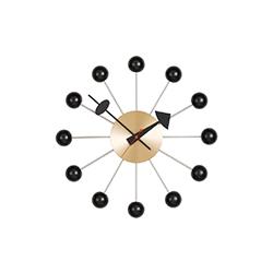 挂钟-球钟 乔治·尼尔森  vitra家具品牌