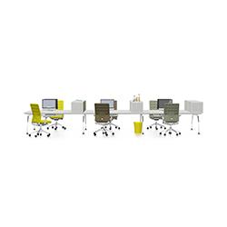 Ad Hoc 桌面组合办公台 安东尼奥•奇特里奥  vitra家具品牌