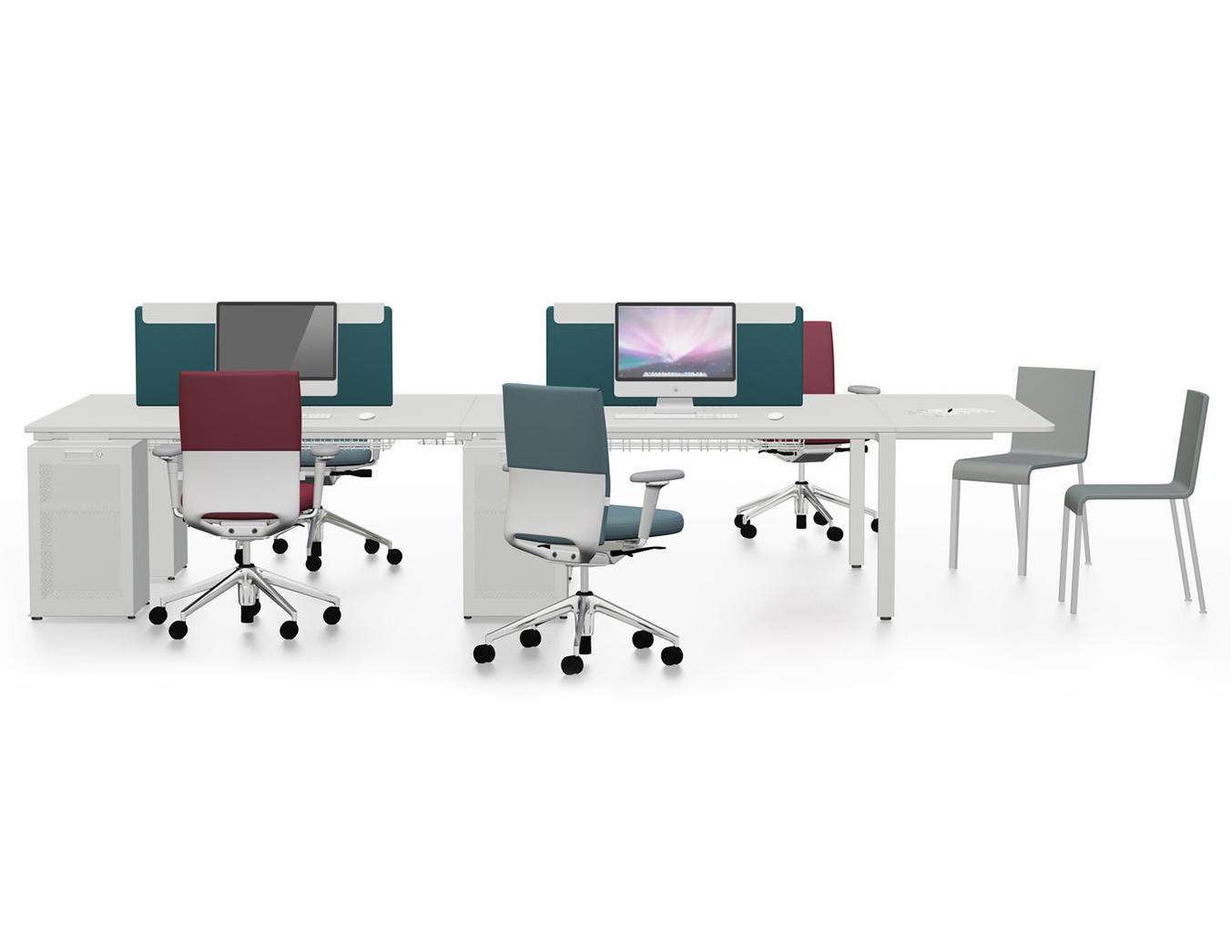 [办公屏风|办公屏风系统|创意家具|现代家居|时尚家具|设计师家具|WorKit 桌面组合工作台]