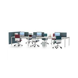 WorKit 桌面组合工作台 艾瑞克·烈威  vitra家具品牌