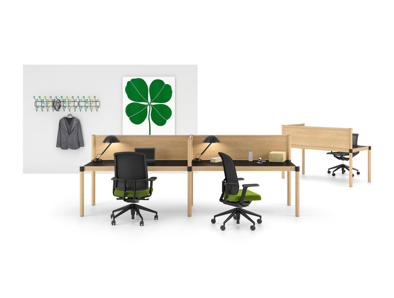 [办公屏风|办公屏风系统|创意家具|现代家居|时尚家具|设计师家具|Cyl 卡位办公台]