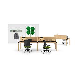 Cyl 卡位办公台 波鲁列克兄弟  vitra家具品牌