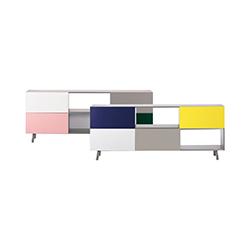Kast 装饰柜 马尔登·范·塞夫恩  vitra家具品牌